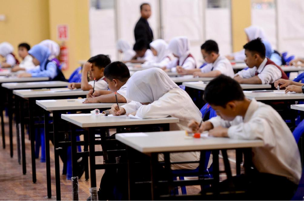 KPM masih di peringkat akhir keajian untuk memansuhkan ujian pentaksiran (UPSR)