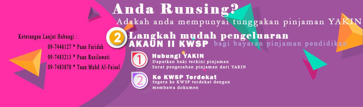 eSPMB Pinjaman YAKIN 2021 @ Yayasan Kelantan